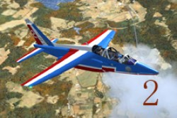 Package mission installer and Fouga Magister image 1