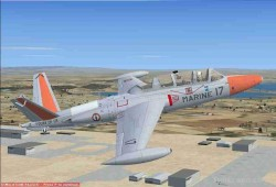 Fouga zephyr solo Mission includes naval image 1