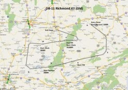 FS2004 Flight planfor OB-11 Richmond KY Oil image 1
