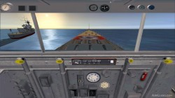 FS2004 Features Pilotable Battleship image 1