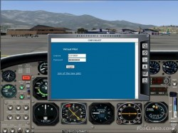 FS2004 VACP Flight console virtual pilots image 2