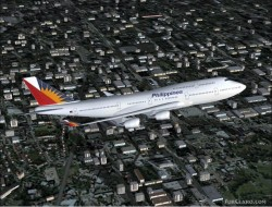 Boeing 747-400 Philippines Airlines livery image 1