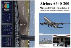 FSX Manual/Checklist Airbus A340-200 image 1