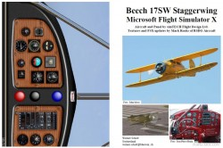 FSX Manual/Checklist Beech 17 Staggerwing image 1