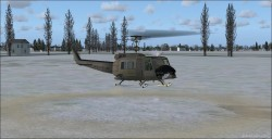 FSX Bell Huey Sp2/Xp image 1