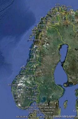 FSX Norway Airfileds image 1