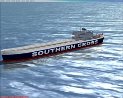 FSX - OIL TANKERS SAIL/FLY VERSIONS image 1