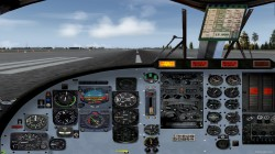 P3D FSX Piaggio PD-808RM & Base Pack image 5
