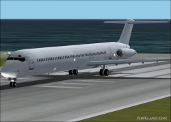 Fs2002 Mcdonnell Douglas Super 80 version image 1