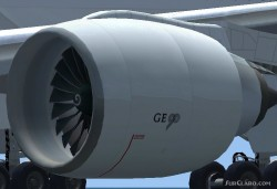 FS2004/FSX General Electric GE-90-115B Sounds image 1