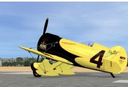 Gee Bee Model Z Supersports replica FSX image 1