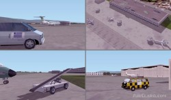 FS2002 Basic Additional Scenery and Objects image 2
