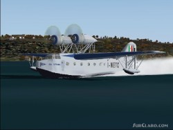 FS2004 -MC94-amphibian & flying boat image 2