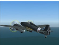 FS2004- -Imam RO57 Fighter and Dive Bomber image 1