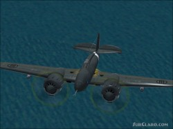 FS2004- -Imam RO57 Fighter and Dive Bomber image 2