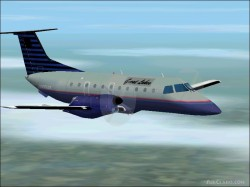 Great Lakes Aviation / United Express Emb-120 image 1