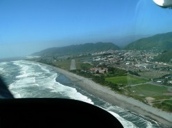 FSX Greymouth Airport NZGM image 1