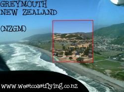 FSX Greymouth Airport NZGM image 3