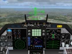 CF-220 Grizzly FSX image 2
