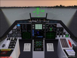 CF-220 Grizzly FSX image 3