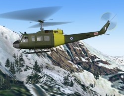 Bell Uh-1h Iroquois - Rnzaf Fs2002 & Fs2004 image 1