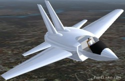 FS-2004 Aircraft 1 military jet image 1