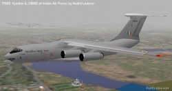 Flightsim FS2004/FS98 Aircraft Indian Air image 1