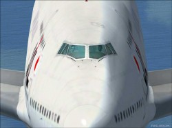 FSX Boeing 747-400 JAL airlines International image 8