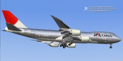 PROJECT OPEN SKY BOEING 747-8F V4B FS2004 image 2