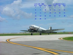 January 2006 Wallpaper Calendar image 1