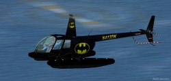 Batman justflight R44 image 1