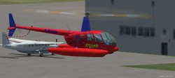 Spiderman justflight R44 image 1