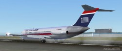 FS2004 Aircraft USAir USAirways and image 1