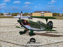 Viper Pitts S2S Aerobatic Aircraft FSX image 1