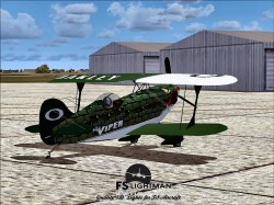 Viper Pitts S2S Aerobatic Aircraft FSX image 2