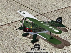 Viper Pitts S2S Aerobatic Aircraft FSX image 3