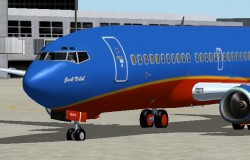 Fs2002/2004 complete aircraft ffx 737-300 image 1