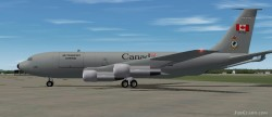 FS2004 Canadian Armed Force Boeing KC-135C image 1