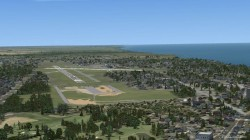 FSX Erie International Tom Ridge Field image 3