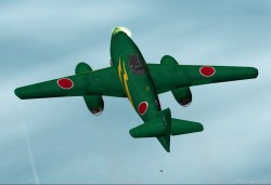 CFS2/FS2002 Military German ME262 image 1