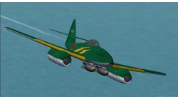 CFS2/FS2002 Military German ME262 image 2