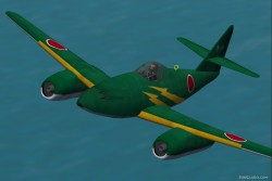 CFS2/FS2002 Military German ME262 image 3