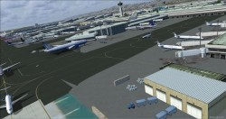 FSX KLAX Los Angeles International Airport Photo image 2