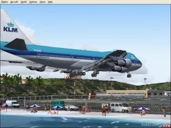 Project Opensky Boeing 747-200B KLM image 1