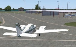 FS2004 Scenery-Peter O Knight Airport serves image 2