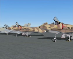 AI Package Kuwait Air Force A4s image 4