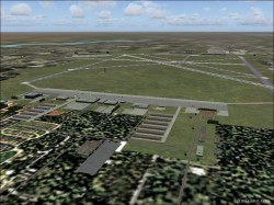 FS2004 Willow Run KYIP Michigan Scenery - image 2