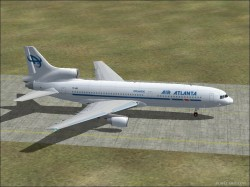 Fs2002 Air Atlanta Lockeed L-1011-500 image 1