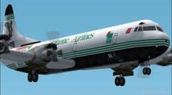 Fs2002 Atlantic Airlines L-188 Electra Ii image 1