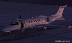 Jenny Air learjet45 Texture replacement image 1